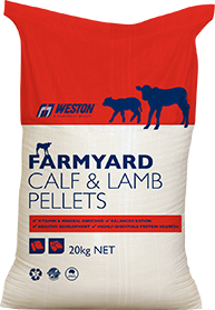 lamb pellet packed by Amisy packing system
