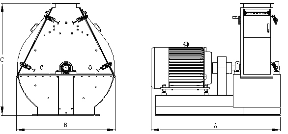 poultry-feed-hammer-mill