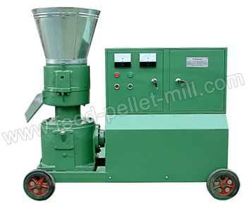 AMSPLM-200B feed pellet mill