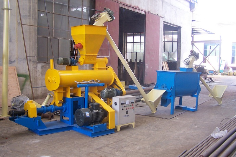 AMS-DGP70 fish feed pellet machine