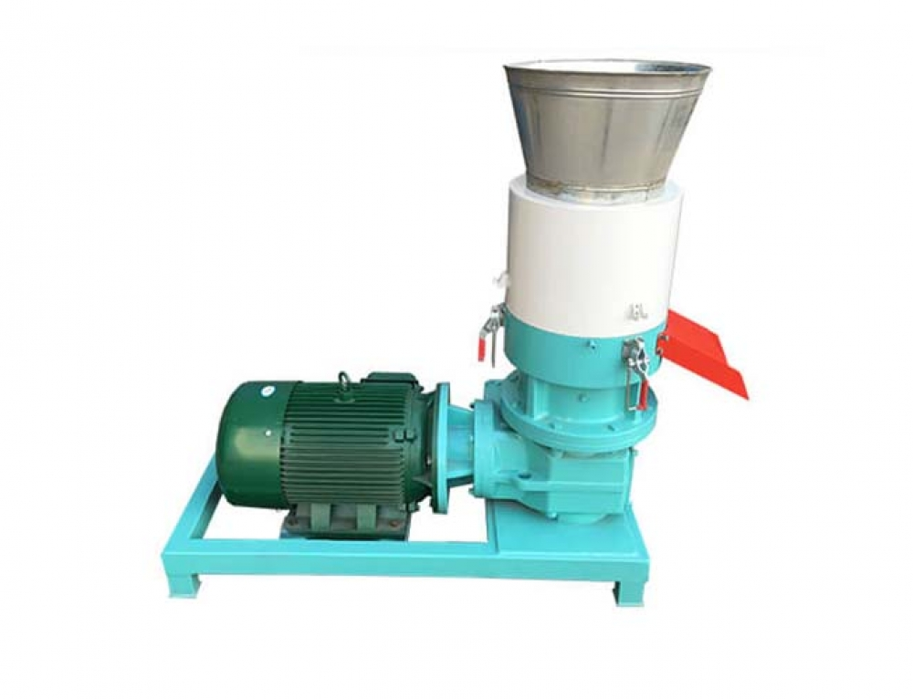 Electric Flat Die Feed Pellet Mill