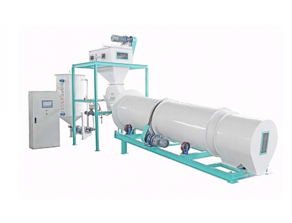 Feed Pellet Coating Machine