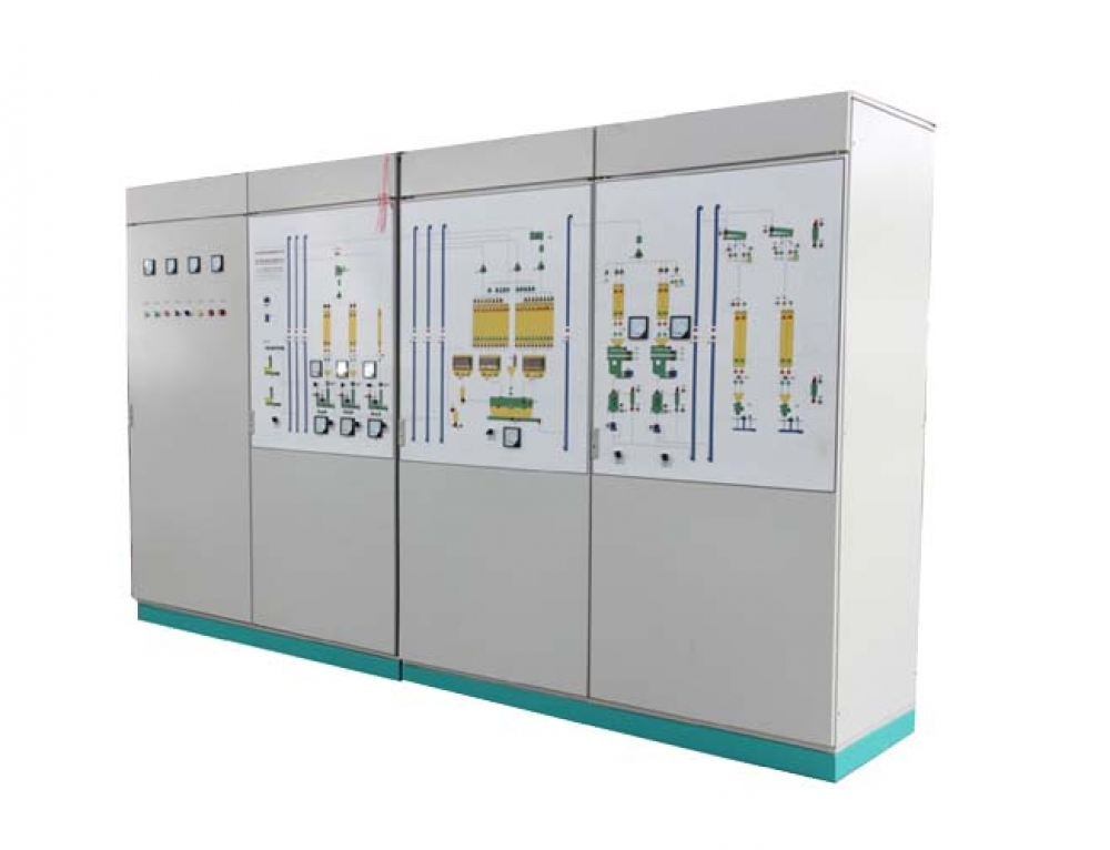 PLC Control System for Feed Pellet Plant