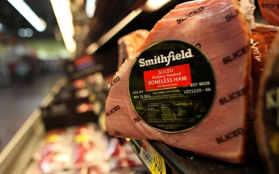 Shuanghui acquires Smithfield Foods