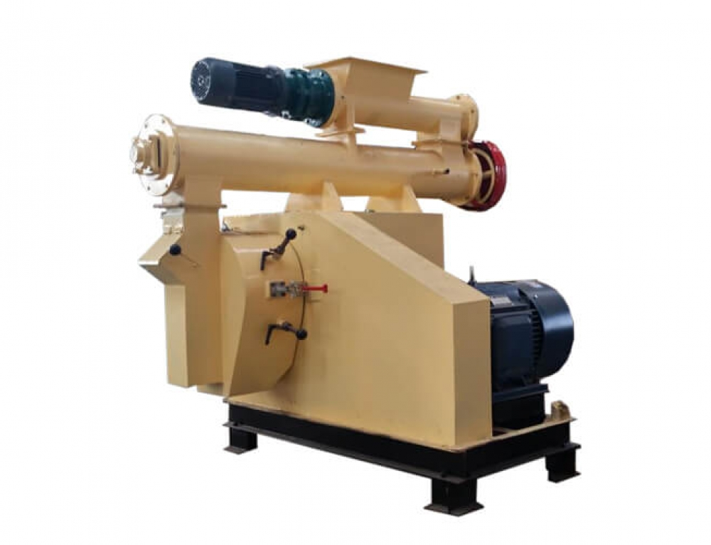 Farm-use Ring Die Feed Pellet Mill