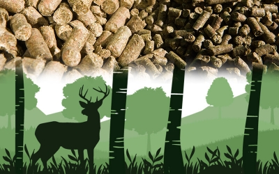feed pellets Ecological