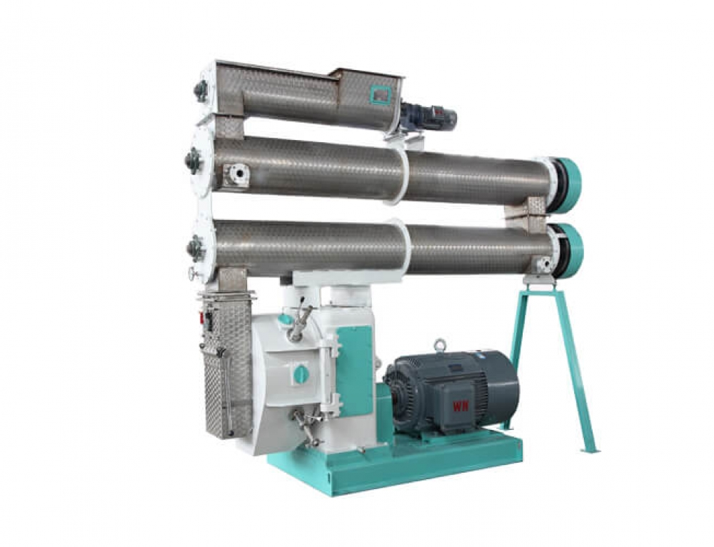 Industrial-use Ring Die Feed Pellet Mill